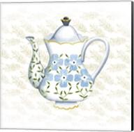 Sweet Teapot I Fine-Art Print