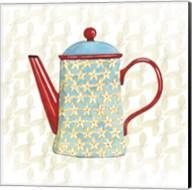 Sweet Teapot VI Fine-Art Print