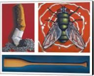 Butterfly (Butt Oar Fly) Fine-Art Print