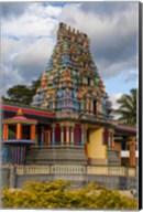 Sri Siva Subramaniya Hindu temple in Fiji Fine-Art Print