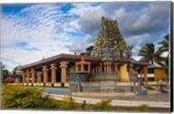 Hindu temple, Nadi, Viti leva, Fiji Fine-Art Print