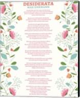 Decorative Desiderata Fine-Art Print