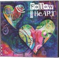 Follow Your Heart Fine-Art Print