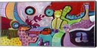 Colourfull Mars Men V Fine-Art Print