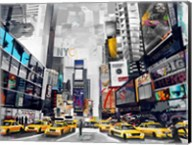 Time Square Fine-Art Print