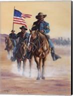 Buffalo Soldiers Fine-Art Print