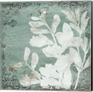 Postal Floral Silo Mate Fine-Art Print