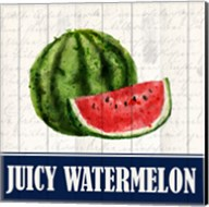 Juicy Watermelon Fine-Art Print
