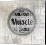 American Garage 2 Fine-Art Print