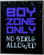 Boy Zone-Sparkle Fine-Art Print