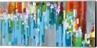 Rainbow of Stripes Crop Fine-Art Print