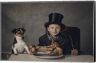 The Dinner Fine-Art Print