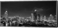 Bangkok Lightning Fine-Art Print