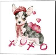 Valentine Puppy III Fine-Art Print