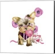Valentine Puppy VI Fine-Art Print