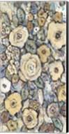 Decorative Flowers I Fine-Art Print