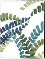 Tropical Thicket I Fine-Art Print