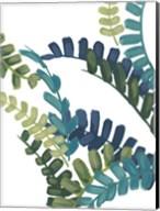 Tropical Thicket II Fine-Art Print
