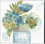 My Greenhouse Bouquet III Fine-Art Print
