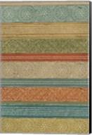 Batik Stripes II Fine-Art Print