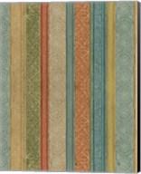 Tribal Dots Color Pattern Fine-Art Print