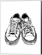 BW Shoes Fine-Art Print