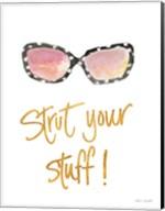 Inspired Sunglasses II Fine-Art Print