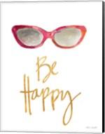 Inspired Sunglasses I Fine-Art Print