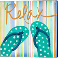 Flip Flop Retreat III Fine-Art Print