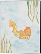 Origami Koi Fine-Art Print