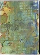 Texture - Green Fine-Art Print