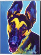 German Shepherd - Ajax Fine-Art Print