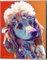 Poodle - Bonnie Fine-Art Print