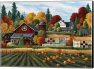 Autumn on the Farm Fine-Art Print