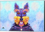 Scottie Dog L Fine-Art Print