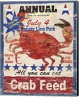Crab Feed Fine-Art Print