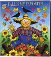 Scarecrow Fine-Art Print