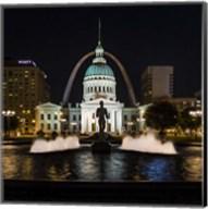 St. Louis Keiner Plaza 2 Fine-Art Print