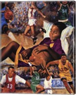 Dreaming Big (Basketball) Fine-Art Print
