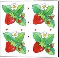 Strawberries Four Fine-Art Print