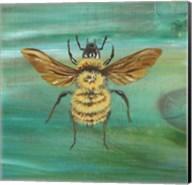 Yellow Bumble Bee Fine-Art Print