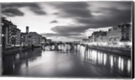 Arno in Florence Fine-Art Print