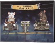 Rat Race 1 Fine-Art Print