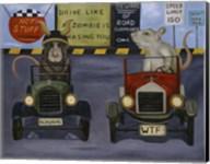 Rat Race #4 Fine-Art Print