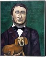 Thoreau Fine-Art Print