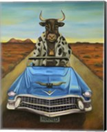 Power Steering Fine-Art Print