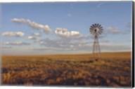 South Leunberger Windmill At Sunset Fine-Art Print