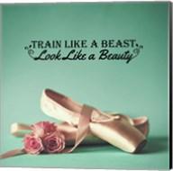 Train Like A Beast Color Fine-Art Print