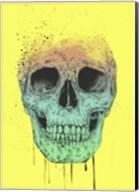 Pop Art Skull Fine-Art Print