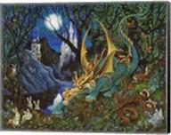 Moon Dragon Fine-Art Print